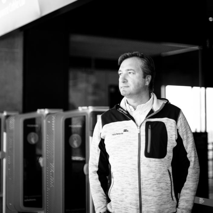 Adrian Egger, Geschäftsführer Patscherkofelbahn