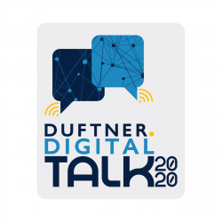 duftner.digital.talk.2020 Logo